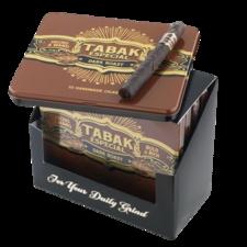 Tabak Especial Negra Cafecita 5 Tins of 10